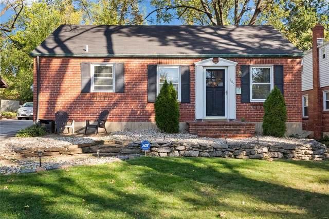 305 Midway Avenue, St Louis, MO 63122 (#21074426) :: Jeremy Schneider Real Estate