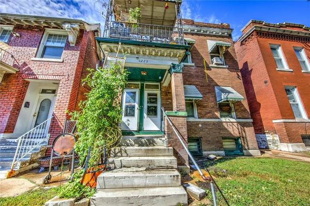 4223 Red Bud Avenue, St Louis, MO 63115 (#21074449) :: Matt Smith Real Estate Group