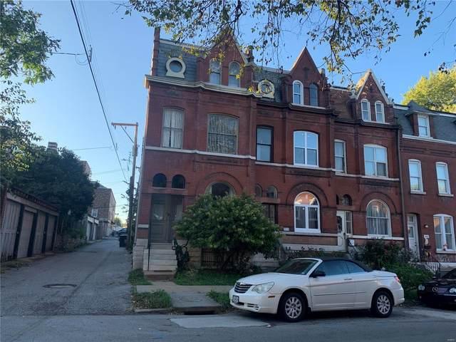 3021 California Avenue, St Louis, MO 63118 (#21074548) :: Walker Real Estate Team