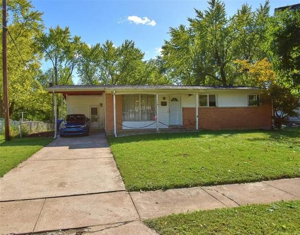 170 Humes, Florissant, MO 63031 (#21074552) :: Reconnect Real Estate