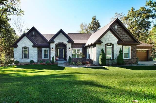 106 Castle Creek Court, O'Fallon, MO 63366 (#21074568) :: Kelly Hager Group | TdD Premier Real Estate
