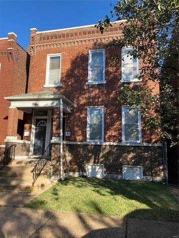 3636 Tennessee Avenue, St Louis, MO 63118 (#21074573) :: Realty Executives, Fort Leonard Wood LLC