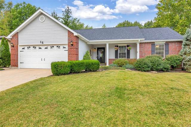15 Picardy Drive, Lake St Louis, MO 63367 (#21074655) :: The Becky O'Neill Power Home Selling Team