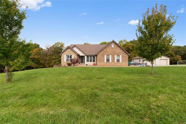 411 Winding Woods Drive, Troy, MO 63379 (#21074713) :: RE/MAX Professional Realty