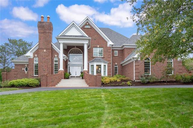 402 Conway Commons Lane, Town and Country, MO 63141 (#21074867) :: RE/MAX Professional Realty