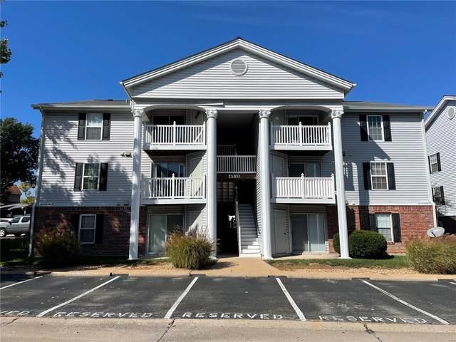 4531 Little Rock D, St Louis, MO 63128 (#21075016) :: Mid Rivers Homes