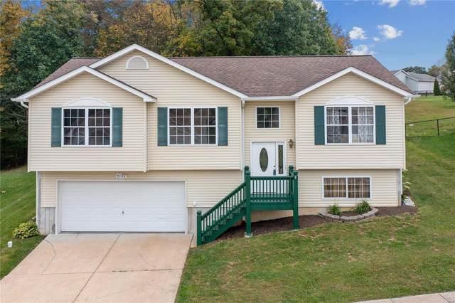 5142 Jeremiah Boulevard, Hillsboro, MO 63050 (#21075113) :: RE/MAX Professional Realty