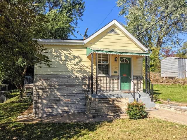 1319 Ripple Street, St Louis, MO 63139 (MLS #21075234) :: Century 21 Prestige