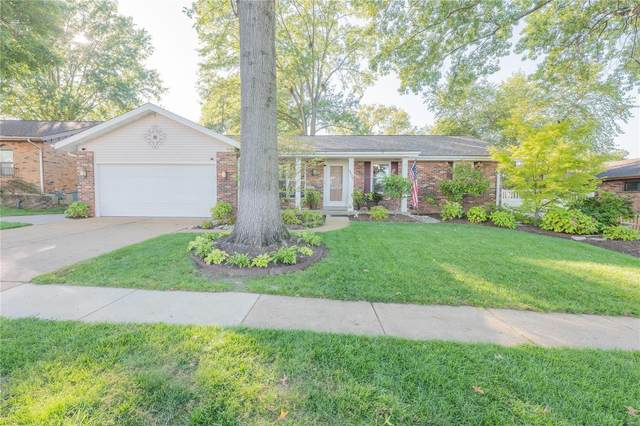 5839 Stonehorse, St Louis, MO 63129 (#21075254) :: RE/MAX Professional Realty