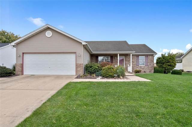 1342 Stonefield Drive, Waterloo, IL 62298 (#21075349) :: RE/MAX Professional Realty