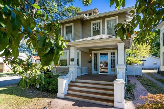 120 N Aurora, Collinsville, IL 62234 (#21075429) :: Kelly Hager Group | TdD Premier Real Estate