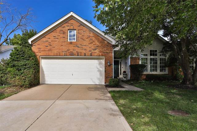 16859 Chesterfield Bluffs Circle, Chesterfield, MO 63005 (#21075535) :: Blasingame Group | Keller Williams Marquee