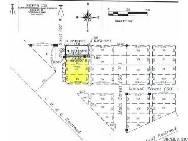 302 N State Street, SORENTO, IL 62086 (#4416797) :: Kelly Hager Group | TdD Premier Real Estate