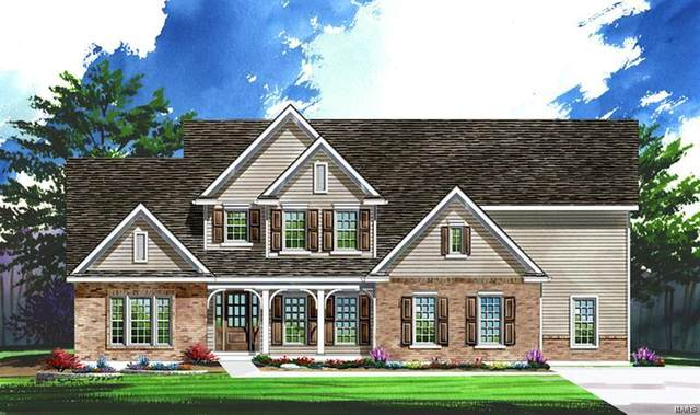 1 Parkview II @ Pevely Farms, Eureka, MO 63025 (#15010351) :: Kelly Hager Group | TdD Premier Real Estate