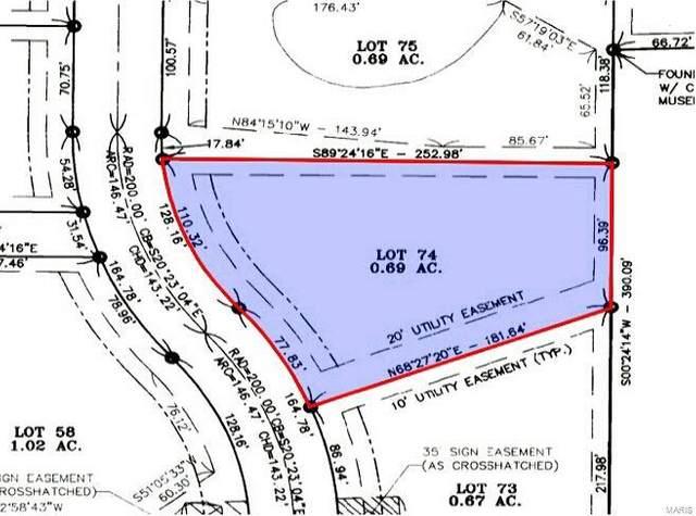 892 Bellerive Place, Washington, MO 63090 (#16053444) :: Matt Smith Real Estate Group