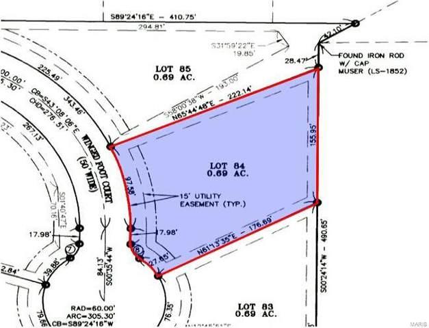 614 Winged Foot Court, Washington, MO 63090 (#16053450) :: Century 21 Advantage