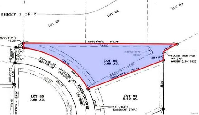 608 Winged Foot Court, Washington, MO 63090 (#16053451) :: Century 21 Advantage