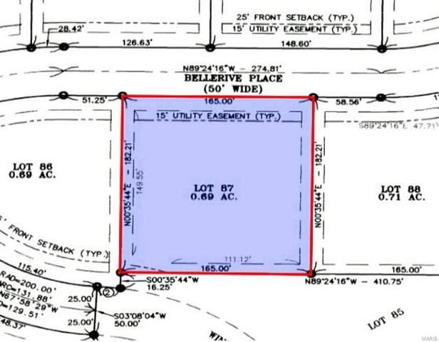 828 Bellerive Place, Washington, MO 63090 (#16053453) :: Matt Smith Real Estate Group