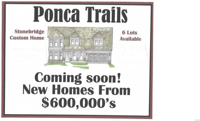 0 Tbb   Ponca Trail, Kirkwood, MO 63122 (#17000522) :: Parson Realty Group
