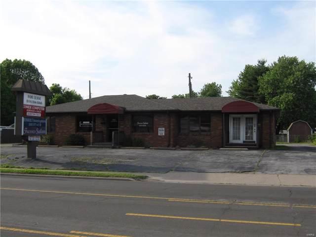 1907 Johnson Road A,B,C & D, Granite City, IL 62040 (#17003563) :: Holden Realty Group - RE/MAX Preferred