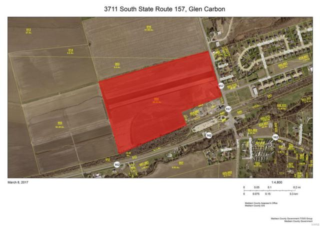 3711 S State Route 157, Glen Carbon, IL 62034 (#17017557) :: Fusion Realty, LLC