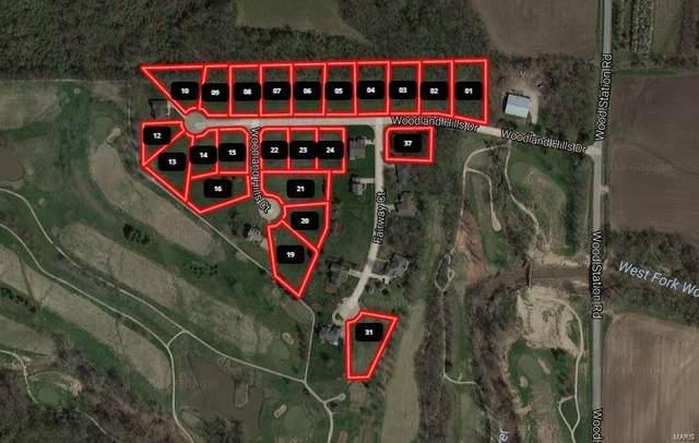 0 Woodland Hills, Alton, IL 62002 (#17042310) :: PalmerHouse Properties LLC
