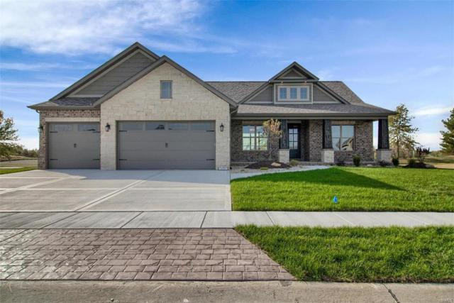 3625 S Arbor Lake Drive, Edwardsville, IL 62025 (#17071925) :: St. Louis Finest Homes Realty Group
