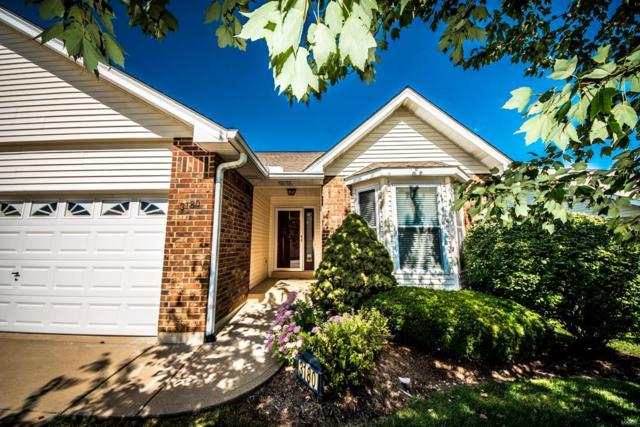 3180 Country Bluff Drive, Saint Charles, MO 63301 (#17077336) :: PalmerHouse Properties LLC