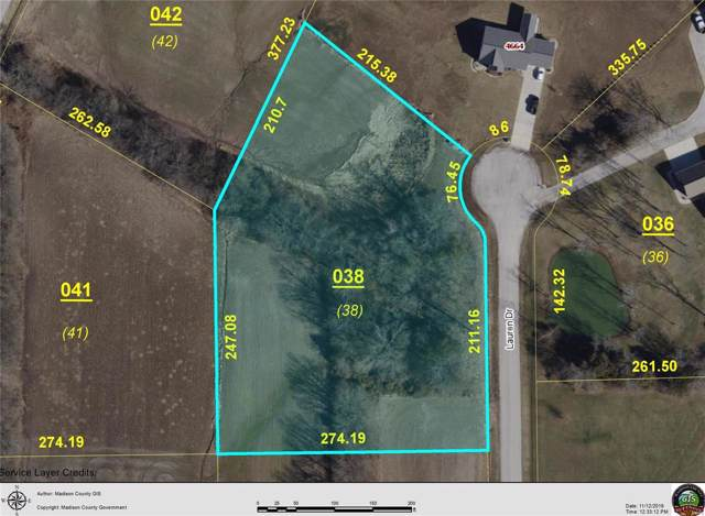 4649 Lauren Lot 38 Drive, POCAHONTAS, IL 62275 (#17087135) :: Century 21 Advantage