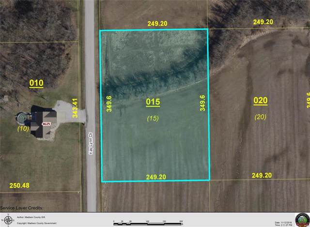 4624 Kay Lynn Lot 15 Drive, POCAHONTAS, IL 62275 (#17087147) :: Realty Executives, Fort Leonard Wood LLC