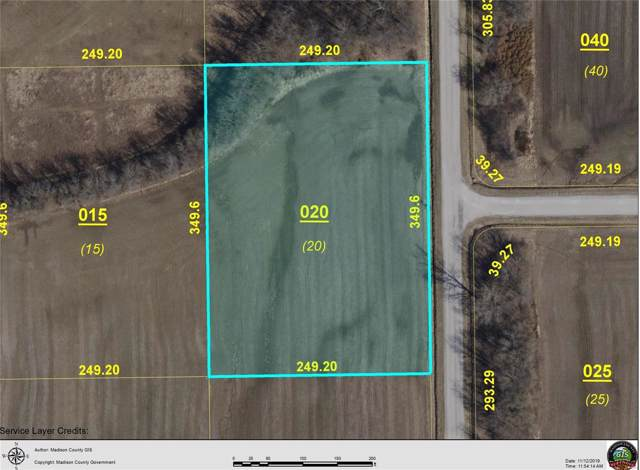 4625 Ashlyn Lot 20 Drive, POCAHONTAS, IL 62275 (#17087151) :: Century 21 Advantage