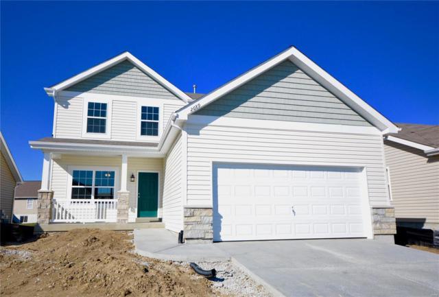 2689 Cedar Grove Drive, Belleville, IL 62221 (#17089140) :: Clarity Street Realty