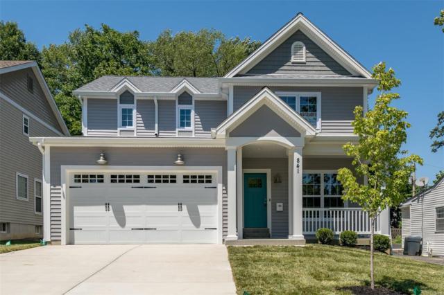 841 Fuhrmann Terr, St Louis, MO 63122 (#17092049) :: Walker Real Estate Team