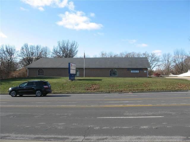 3050 Godfrey Road, Godfrey, IL 62035 (#17094527) :: Walker Real Estate Team