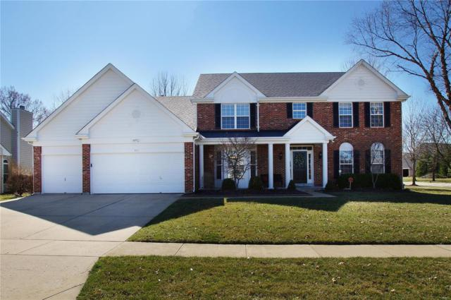801 Dogwood Meadows Court, Ellisville, MO 63021 (#18005471) :: The Kathy Helbig Group