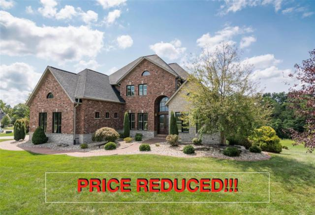 8424 Rock Ridge Court, Edwardsville, IL 62025 (#18005491) :: St. Louis Finest Homes Realty Group