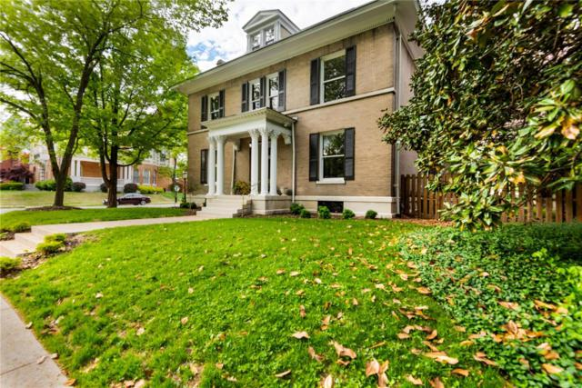 4397 Westminster Place, St Louis, MO 63108 (#18009923) :: RE/MAX Professional Realty