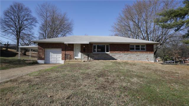 1128 Rainbow, Mehlville, MO 63125 (#18010212) :: The Becky O'Neill Power Home Selling Team