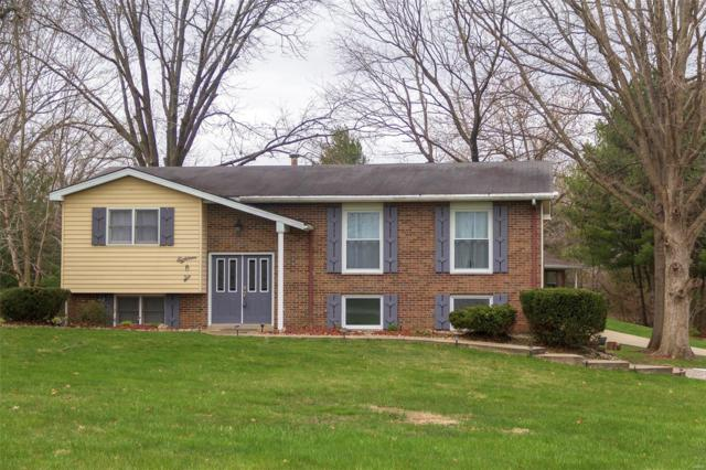 1806 Captains Drive, Worden, IL 62097 (#18010317) :: Fusion Realty, LLC
