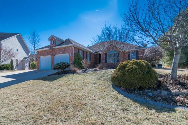 5218 Foxglove Lane, Godfrey, IL 62035 (#18014982) :: PalmerHouse Properties LLC