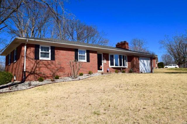 917 Clearview, Belleville, IL 62223 (#18020535) :: Clarity Street Realty