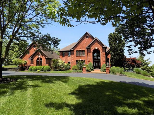 13525 Pine Wood Trail, St Louis, MO 63128 (#18024498) :: Sue Martin Team