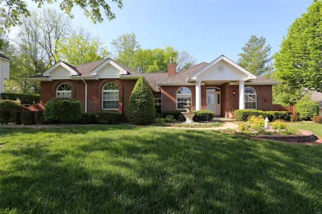 209 Abbey Glen Lane, Weldon Spring, MO 63304 (#18033063) :: Kelly Hager Group | Keller Williams Realty Chesterfield