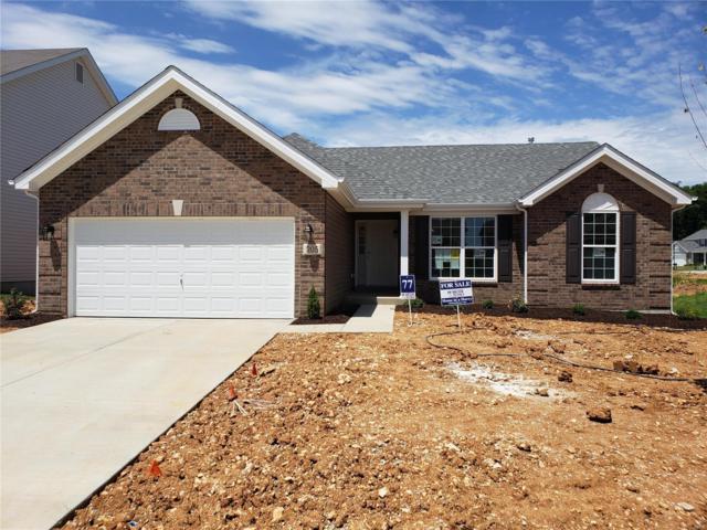 77 Brook Ridge Estates, Wentzville, MO 63385 (#18036044) :: Sue Martin Team