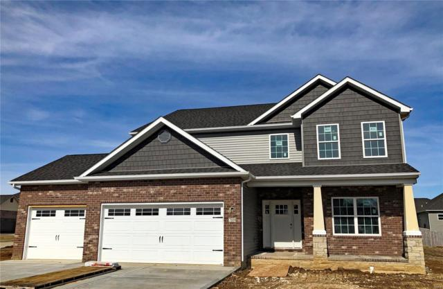 709 Irongate Court, O'Fallon, IL 62269 (#18044924) :: Clarity Street Realty