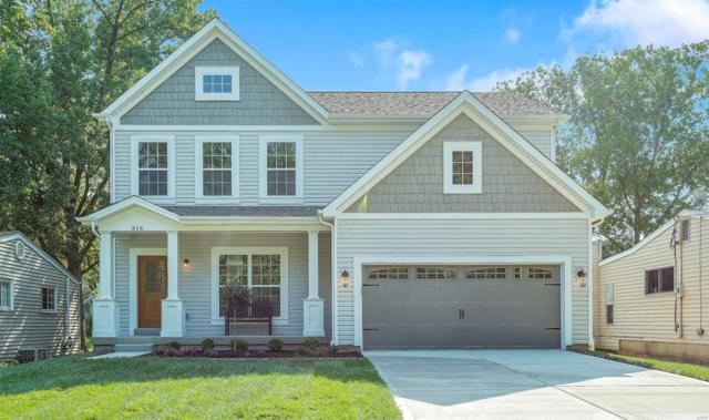 316 Crest Avenue, Kirkwood, MO 63122 (#18051490) :: Clarity Street Realty