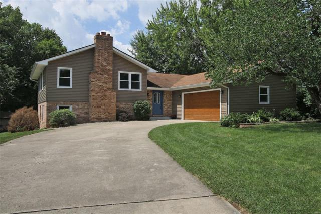 1426 Mccoy Drive, Edwardsville, IL 62025 (#18055827) :: Clarity Street Realty