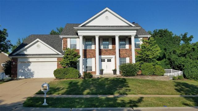 995 Arlington Glen Drive, Fenton, MO 63026 (#18056643) :: PalmerHouse Properties LLC