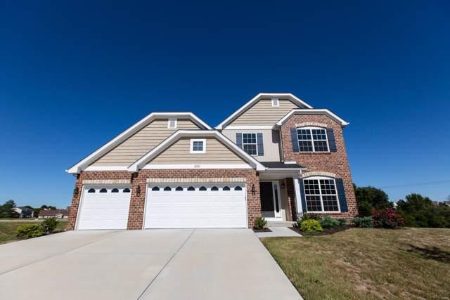 2721 Ambridge Drive, Shiloh, IL 62221 (#18056808) :: Realty Executives, Fort Leonard Wood LLC