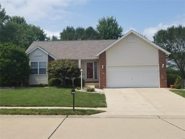 2801 Cabin Creek Court, Edwardsville, IL 62025 (#18065783) :: Clarity Street Realty